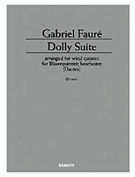 【輸入楽譜】フォーレ, Gabriel-Urbain: 組曲「ドリー」