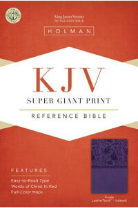 SuperGiantPrintReferenceBible-KJV[Broadman&HolmanPublishers]