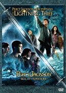 パーシー・ジャクソンとオリンポスの神々 1&2 DVDパック