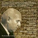 【輸入盤】ピアノ協奏曲第5番『皇帝』 ギーゼキング(1945年ステレオ) [ ベートーヴェン(1770-1827) ]