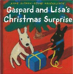 Gaspard and Lisa's christmas [洋書]