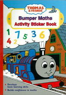 Bumper Maths Activity Sticker Book