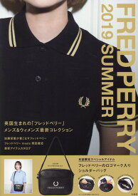 FRED PERRY 2019 SUMMER ([バラエティ])