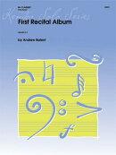 【輸入楽譜】ファースト・リサイタル・アルバム(クラリネットとピアノ)/Balent編曲