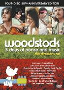 ディレクターズカット ウッドストック 愛と平和と音楽の3日間 40周年記念 アルティメット・コレクターズ・エディシ…