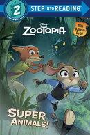 ZOOTOPIA SUPER ANIMALS!(SIR 2)(P)