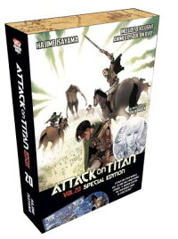 AttackonTitan,Volume20[WithDVD][HajimeIsayama]