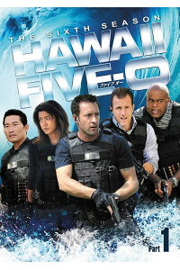 HAWAIIFIVE-0シーズン6DVDBOXPart1[アレックス・オロックリン]