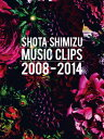 SHOTA SHIMIZU MUSIC CLIPS 2008-2014 【初回生産限定盤】 [ 清水翔太 ]