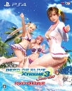 DEAD OR ALIVE Xtreme3 Scarlet コレクターズエディション PS4版