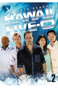HAWAIIFIVE-0シーズン6DVDBOXPart2[アレックス・オロックリン]