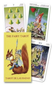 The Fairy Tarot Mini FAIRY TAROT MINI [ Lo Scarabeo ]