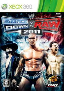 WWE SmackDown vs. Raw 2011 Xbox360版