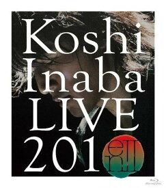 Koshi Inaba LIVE 2010 ~en2~【Blu-ray】 [ 稲葉浩志 ]