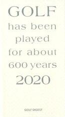 ゴルフ手帖(2020)