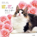 猫と花のカレンダー(2020)