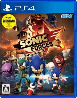 ソニックフォース 新価格版 PS4版