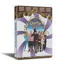 チャーリーとチョコレート工場 ブルーレイ スチールブック仕様(数量限定生産)【Blu-ray】