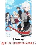 【楽天ブックス限定全巻購入特典】探偵はもう、死んでいる。 第3巻【Blu-ray】(オリジナルA5アクリルプレート)