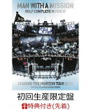 【先着特典】Wolf Complete Works VI 〜Chasing the Horizon Tour 2018 Tour Final in Hanshin Koshien Stadium〜(初回生産限定盤)(ステッカー付き)
