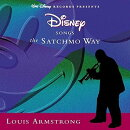 【輸入盤】Disney Songs The Satchmo Way
