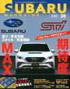 SUBARU MAGAZINE(vol.26) (CARTOP MOOK)