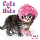 2019 Cats in Hats Mini Calendar: By Sellers Publishing