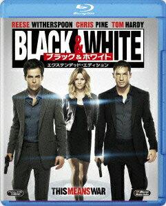 BLACK&WHITE ブラック&ホワイト エクステンデッド・エディション【Blu-ray】 [ リーズ・ウィザースプーン ]