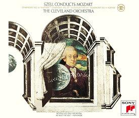 モーツァルト:交響曲第28・33・35・39〜41番他 [ ジョージ・セル ]