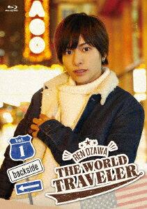 小澤廉 THE WORLD TRAVELER「backside」Vol.1【Blu-ray】 [ 小澤廉 ]