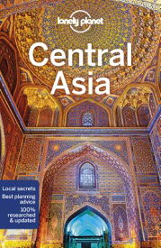 Lonely Planet Central Asia LONELY PLANET CENTRAL ASIA 7/E (Travel Guide) [ Lonely Planet ]