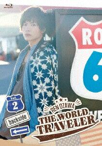 小澤廉 THE WORLD TRAVELER「backside」Vol.2【Blu-ray】 [ 小澤廉 ]