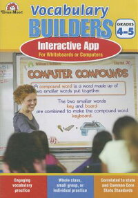 VocabularyBuildersInteractiveApp,Grades4-5(Teacher)