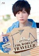 小澤廉 THE WORLD TRAVELER「backside」Vol.3【Blu-ray】