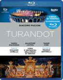【輸入盤】『トゥーランドット』全曲 ゼッフィレッリ演出、カレッラ&アレーナ・ディ・ヴェローナ、グレギーナ、リ…