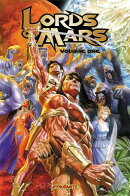 Lords of Mars, Volume 1: The Eye of the Goddess