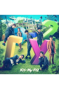 To-y2(通常盤)[Kis-My-Ft2]