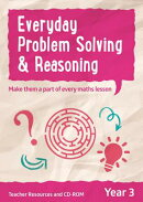 Year 3 Problem Solving and Reasoning Teacher Resources: English Ks2 [With CDROM]