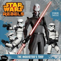 StarWarsRebels:TheInquisitor'sTrap[DisneyBookGroup]