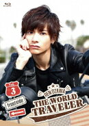小澤廉 THE WORLD TRAVELER「frontside」Vol.3【Blu-ray】
