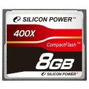 コンパクトフラッシュ 400倍速 8GB永久保証