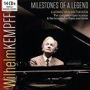 【輸入盤】ピアノ・ソナタ全集(1950年代)、ヴァイオリン・ソナタ全集 ヴィルヘルム・ケンプ、ヴォルフガング・シ…