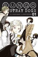 Bungo Stray Dogs, Volume 1