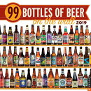 99 Bottles of Beer on the Wall 2019 Wall Calendar