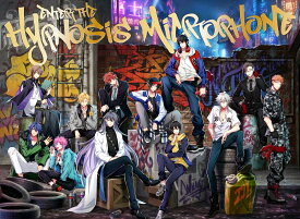 ヒプノシスマイク Division Rap Battle 1st FULL ALBUM「Enter the Hypnosis Microphone」 (初回限定LIVE盤 CD+Blu-ray) [ ヒプノシスマイクーDivision Rap Battle- ]