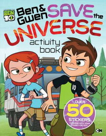 Ben10 ben gwen save the universe activity book ben 10 ben gwen save the voltagebd Gallery