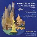名曲全集3 ラプソディ・イン・ブルー/パリのアメリカ人