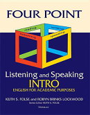 Four Point Listening and Speaking Intro (with Audio CD): English for Academic Purposes