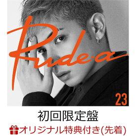 【楽天ブックス限定先着特典】23 (初回限定盤 CD+Blu-ray) (オリジナル缶ミラー付き) [ Rude-α ]