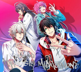 ヒプノシスマイク Division Rap Battle 1st FULL ALBUM「Enter the Hypnosis Microphone」 (初回限定DRAMA TRACK盤 3CD) [ ヒプノシスマイクーDivision Rap Battle- ]